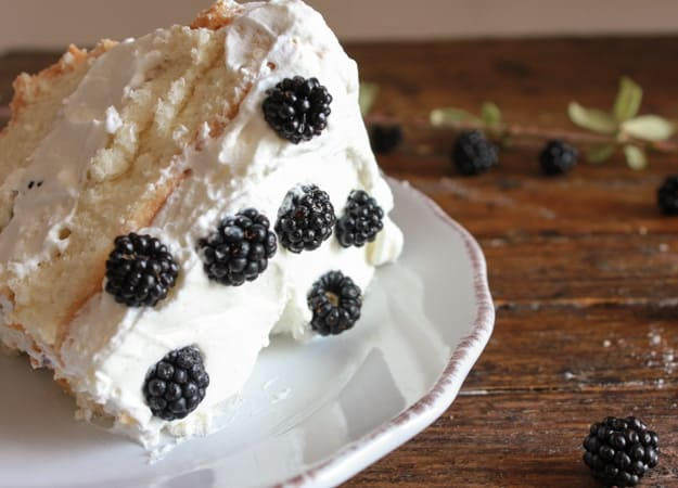 Homemade angel food cake homemade angel food cake an easy delicious made from scratch cake recipe best with forumfinder Choice Image