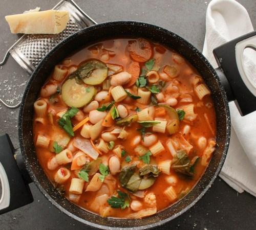 Italian Vegetable Soup An Italian In My Kitchen - Italian vegetable soup