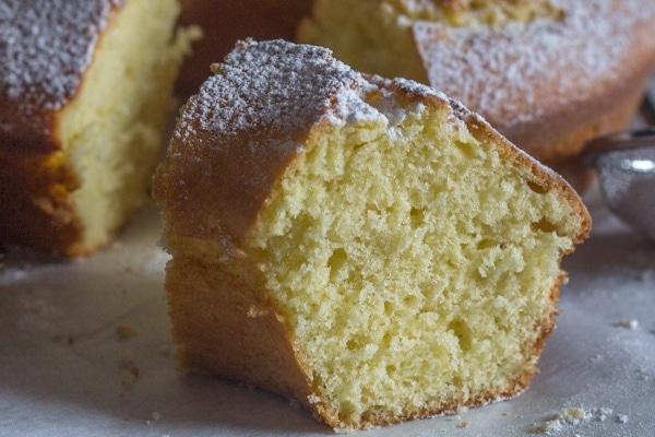 All Recipes Italian Lemon Cream Cake: Italian Fresh Cream Lemon Cake