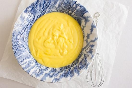 Italian Mimosa Cake, a delicious sponge cake recipe with layers of Italian cream, a classic Italian cake, a delicate creamy dessert. Enjoy.|anitalianinmykitchen.com