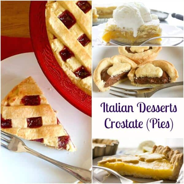 50+ Italian Desserts From Cookies to Pastries - An Italian in my Kitchen