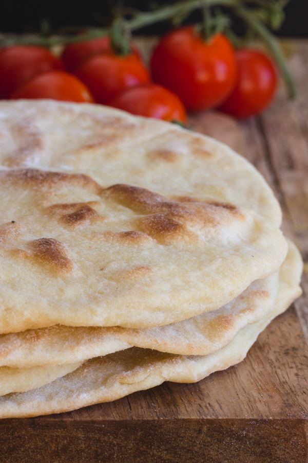 Flat Bread Recipe Easy No Yeast