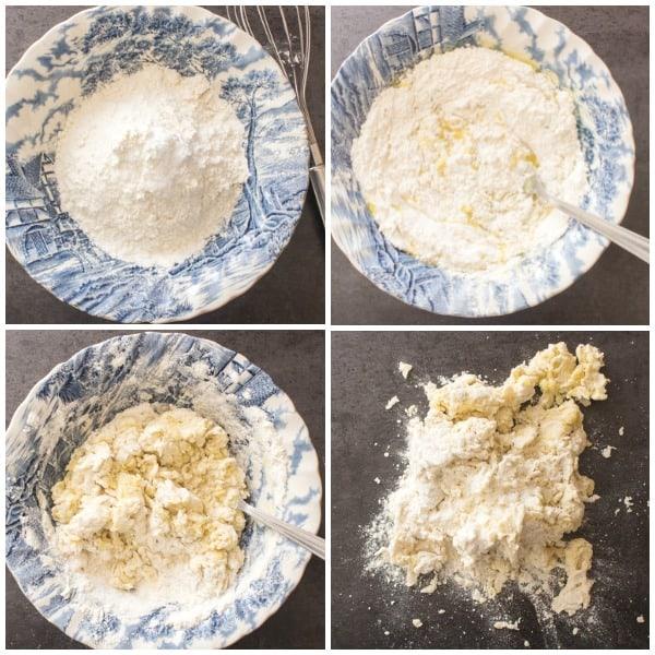 La Piadina - Italian Flatbread Sandwich, Breakfast, lunch or dinner, fast, easy & no yeast recipe. Fill it anyway.