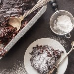 One Pan Chocolate Pudding Cake, a fast and easy Chocolate Dessert Recipe. So yummy, eat warm with a little ice cream.