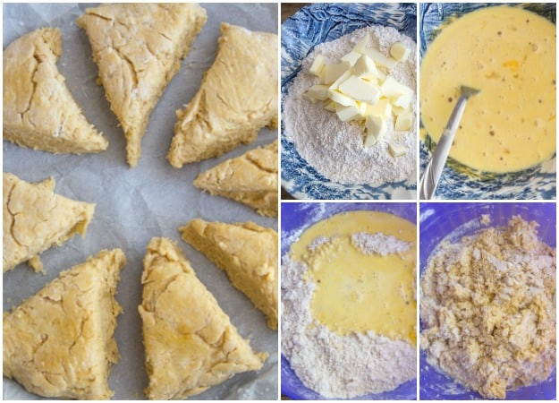 5 how to make photos of brown sugar cinnamon scones