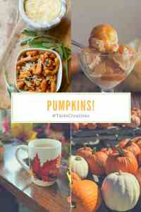 easy homemade pumpkin gelato
