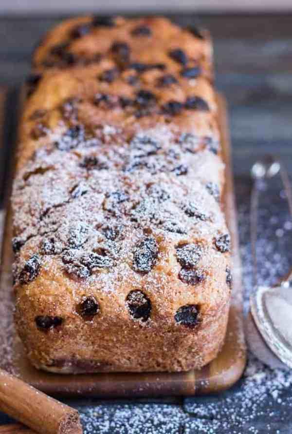 Easy Cinnamon Raisin Bread