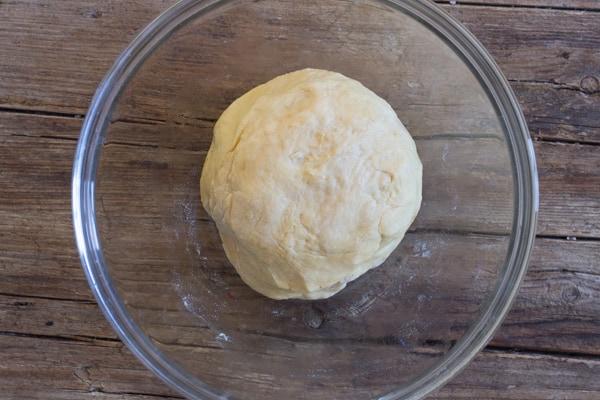 how to make focaccia dough