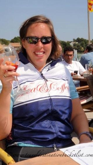 Anita Mac in Mallorca