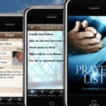 Prayer and Lists