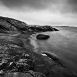 Dreaming on Sillvik Beach, Gothenburg, Sweden