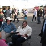 A sunny moment at Greenbelt 2011
