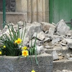 God in the cracks: A year in an earthquake zone: Christchurch, New Zealand. (Guest Post by Claudia McFie)