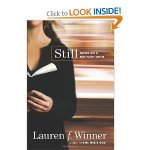 Still by Lauren Winner, and Other Books I've Read This Year