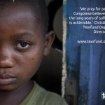 Why I have hope for the Democratic Republic of Congo ( A guest post from Christine Karumba of Tearfund)