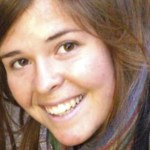 In which the Afflicted are Comforted in Ways We Cannot Guess  (In Memory of Kayla Mueller)