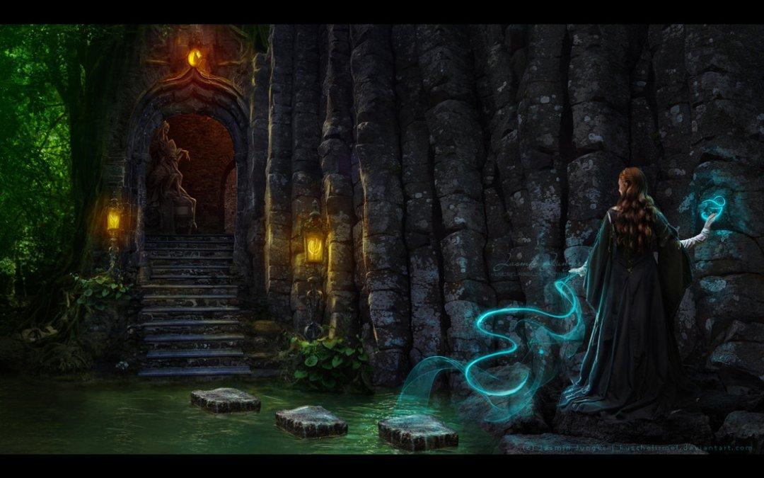 Méditer… au Cœur du Temple de la Noire Obsidienne… Prête ?