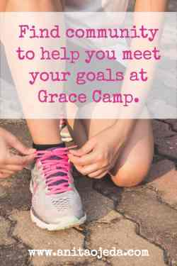 Looking for a supportive community that will help you meet your healthy lifestyle goals? Try out Grace Camp! https://faithful-finish-lines.teachable.com/?affcode=141265_fk0ohpby