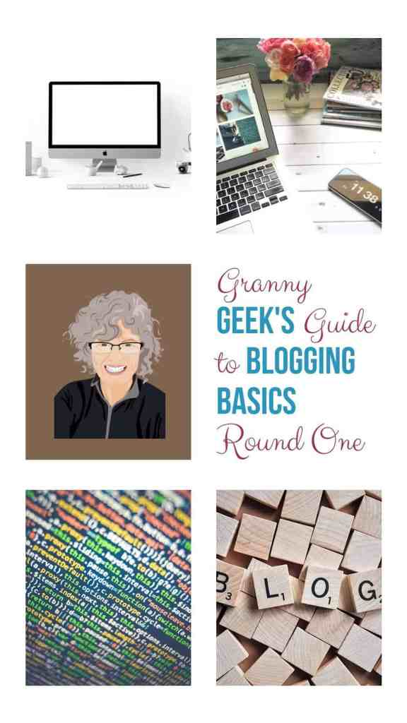 Want to start a blog but think it will be too difficult? Interested in using Pinterest to grow your blog traffic, but haven't a clue where to start? Check out Granny Geek's Guides!