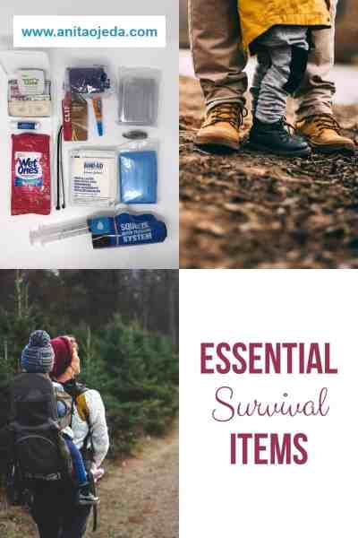 What should your kids carry on day hikes? Check this list of essentials. #survival, #kids