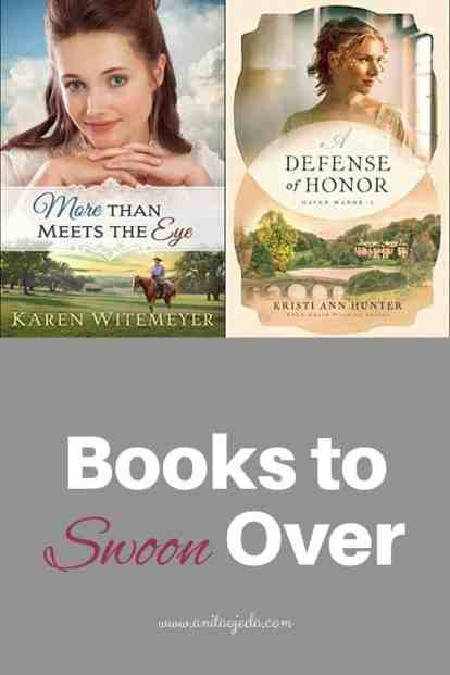 Don't miss these swoon-worthy books to fill your beach bag this summer! #amreading #inspirational #regency #historical