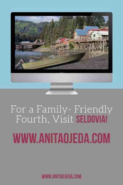 Family-friendly Fourth of July celebration in Seldovia, AK #family #alaska