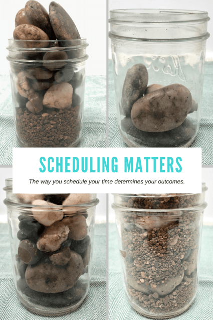 When it comes to self-care, scheduling matters. Find out how to form positive spiritual self-care habits. #selfcare,#habit,#spirituality