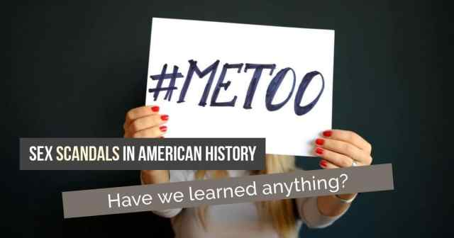 In reading a new book about one of the first sex scandals in American history, I realize that despite what we know about physiology and psychology, many of the same misconceptions about culpability remain. It's time to change. #ibelieve #metoo #survivor #sexualharassment #bookreview