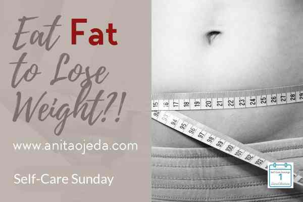 Eat fat to lose weight? It sounds crazy, I know. That's just one of the mental barriers to losing weight I had to overcome. Here's what I discovered during my journey. #keto #goodfat #SelfCareSunday #selfcare #weightloss #healthy