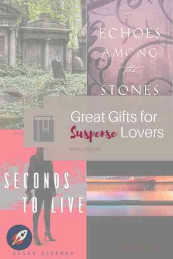 Looking for heart-stopping suspense books? Look no further! These new releases will make perfect gifts for the suspense lover on your list (or for YOU). #amreading #suspense #inspirational #bookreview
