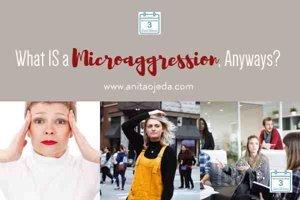 Confused about microaggressions? Although the term has been around since the 70s, many people still don't understand what it means or how it might affect their friendships. Find out if you're guilty of using microaggressions. #microaggressions #racism #prejudice #socialjustice #bestversionofme #selfcare