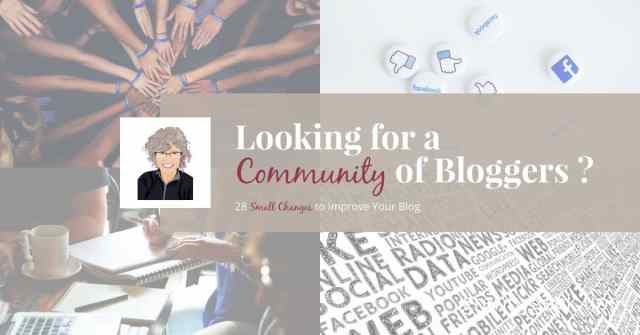 Looking for community to help you grow your blog traffic? Keep these three etiquette tips in mind as you enter the wonderful world of blogging link-ups and Facebook groups. #community #blogger #amwriting #write28days