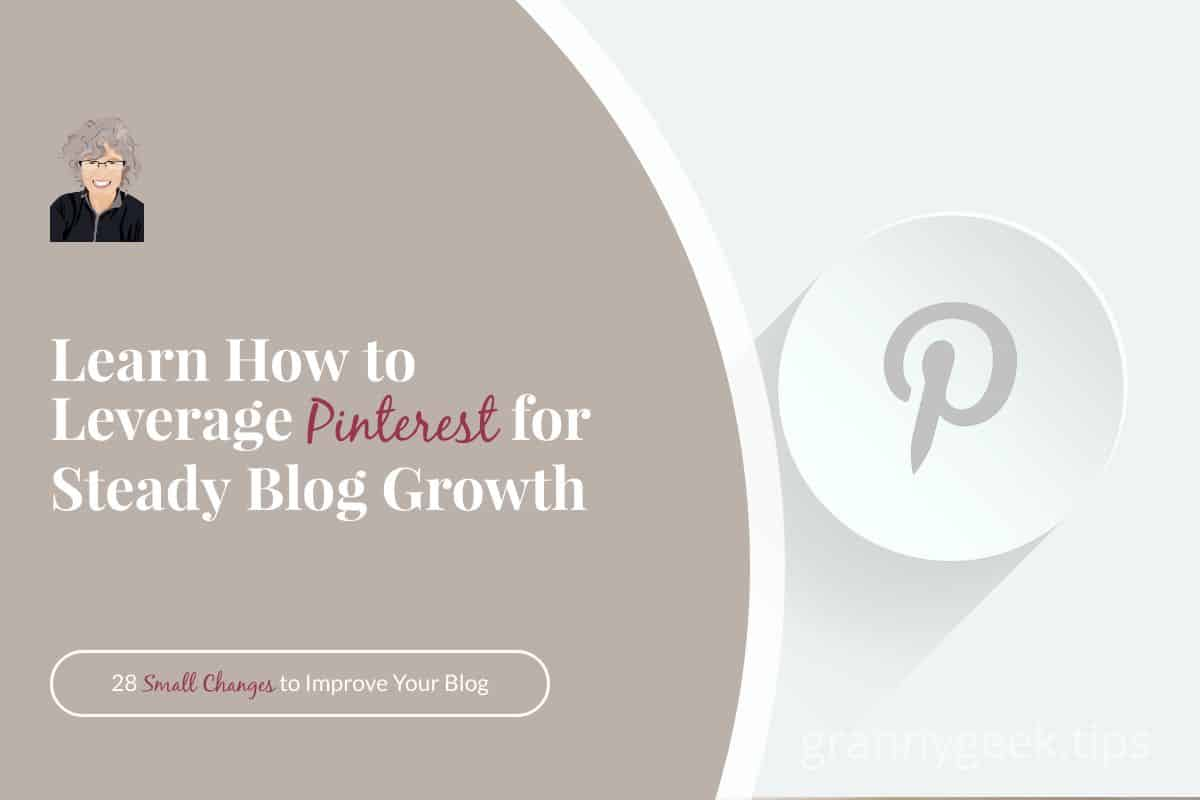 Before you learn how to use Pinterest to grow your blog, you need to learn a little about html codes, SEO, and keywords. Don't freak out. I'll make it as painless as possible. #blog #blogger #beginner #Pinterest