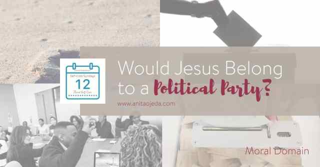 Have you ever wondered who Jesus would vote for in a political campaign? I confess it never really crossed my mind before. But events are making me think differently. WWJVF? is a question all Christians should ask themselves today. #vote #decision2020 #politics #Christian #moralcompass #selfcare #SelfCareSuday #antiracist