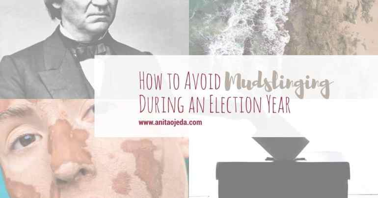How loud will it get before we finish the campaign season? Too loud. It's hard to think sometimes when everyone's slinging mud. These five hacks will help you figure out what to listen to. #loud #2020election #politics #politicians #choice #anitracist #Christian #love