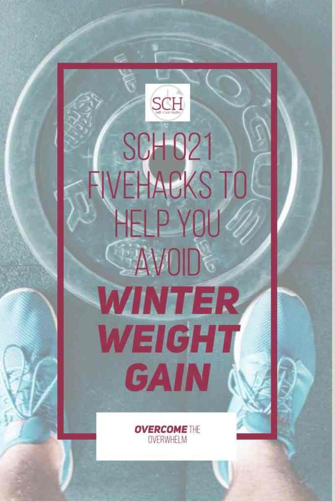 I know, it's scarcely fall and I'm talking about how to avoid winter weight gain. But if we don't start planning and thinking now, we'll find ourselves five, ten, or fifteen pounds heavier without even trying. Good health requires intentional planning. Here's how.#weightloss #weightgain #winter #healthgoals #goals #planning #selfcare #selfcarehacks #podcast
