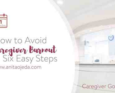 Ok, so maybe the six steps to avoid caregiver burnout will be easier for some than for others. After all, caring for a family member in the throes of a crisis can turn the most mild-mannered saint into a short-tempered drill sergeant. If you know a family caregiver, this is for you, too. You CAN help! #caregiverburnout #caregiver #burnout #health #selfcare #selfcarehacks #NationalFamilyCaregiverMonth