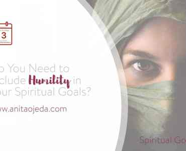 Do you set spiritual goals? For a long time, my spiritual goals consisted of simple things like 'read the Bible every day.' But as I mature, I realize perhaps I need to move on to meatier goals. Practicing humility, for example. #humility #goals #spiritualgoals #racism #antiracism #biblestudy #humbleheart #socialjustice