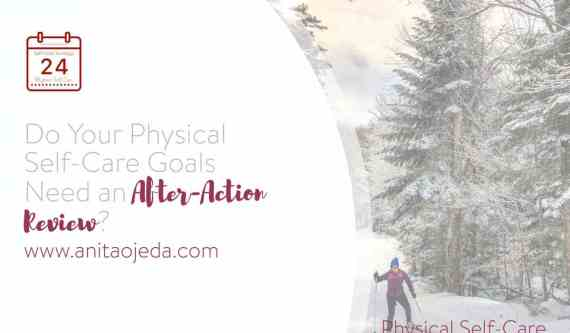 Ever set a physical self-care goal to lose weight and then failed miserably? Me, too. This week I uncover some of the myths about weight loss and share how an after-action review plan can help you really get to know your body. #selfcare #selfcaregoals #physicalselfcare #selfcarehacks #weightloss #aar #afteractionreview #babysteps #sustainability