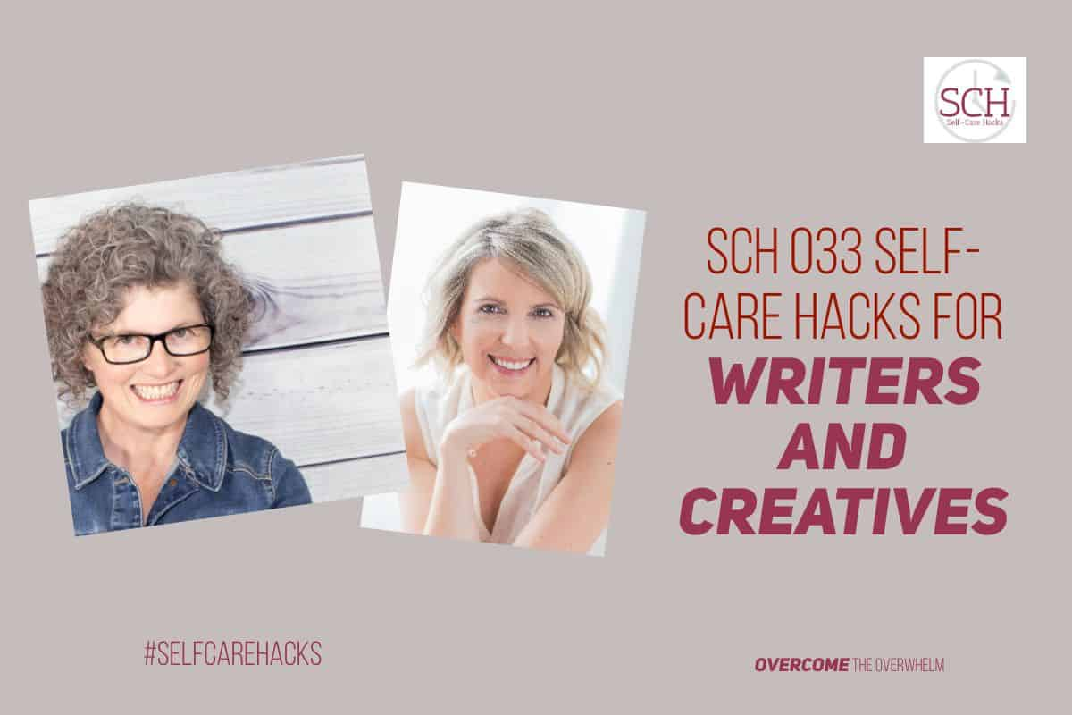 If you're a writer or a creative, you've probably never thought about the fact self-care hacks might look a bit different for you. In today's podcast episode, I interview Canadian YA author Tara Ross about specific self-care hacks for writers and creatives. #amwriting #creatives #writers #YAauthor #blogger #fiction #nonfiction #selfcare #selfcarehacks #podcast