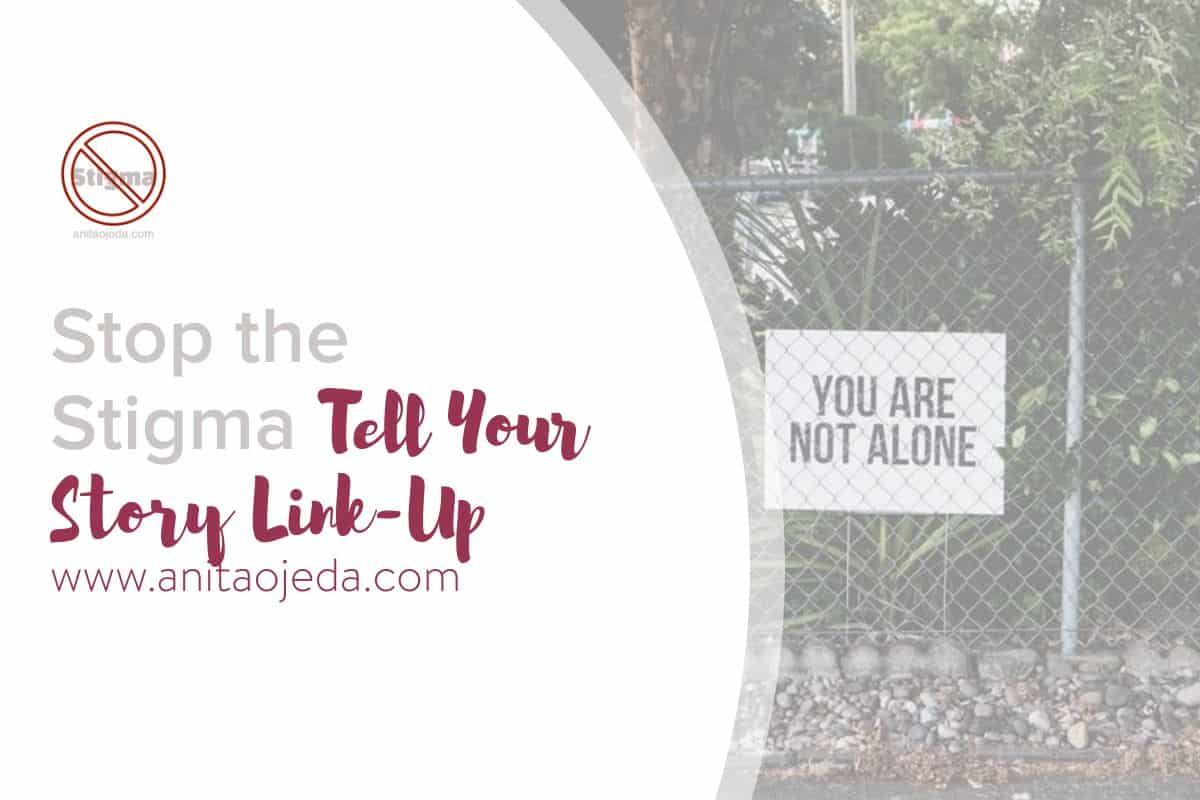 Did you know about 1 in 5 people in the United States suffer from some type of mental illness? It's time to stop the stigma surrounding mental illnesses. Join us this month and tell your story.#StopTheStigma #NAMI #MentalHealthAwarenessMonth #mentalillness #bipolar #depression #anxiety #autism #addiction #hope #linkkup #blogger #tellyourstory