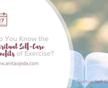 After starting a new early morning exercise routine, I'm starting to realize the spiritual self-care benefits of getting enough exercise. #spiritualselfcare #selfcare #selfcarehacks #spirituality #exercise #benefitsofexercise #Christianwalk #Jesus #health