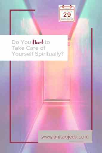 Have you ever considered the need to take care of yourself spiritually? For many years, I ignored spiritual self care. I didn't like the person I became. #spiritualselfcare #christianity #goalsetting #selfcare #selfcarehacks #spiritualgrowth #nurtureyourself #nonjudgmental #acceptance #grace
