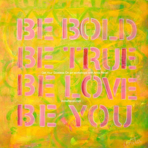 be love be you