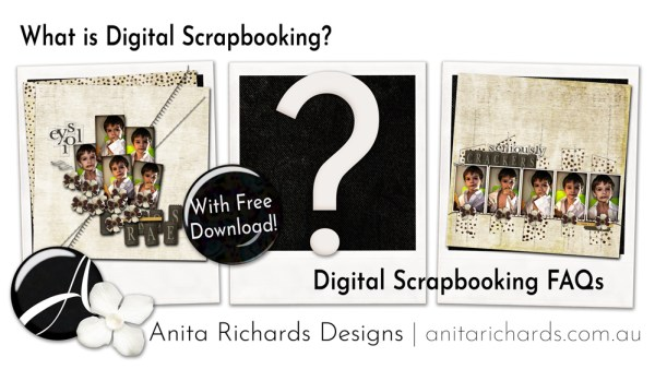 Digiscrap 1010 What is Digital Scrapbooking?