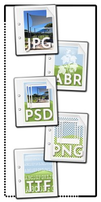 Anita Richards Designs | Digiscrap 1140 | What are File Types? Why are they Important?