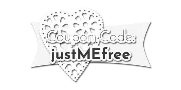 Coupon Code: justMEfree