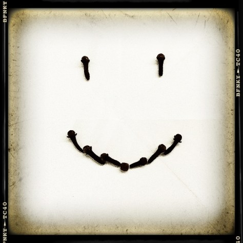 Smile Again: Day 13 Cloves on Plain Paper