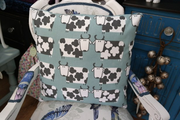 Moo Moo Cushions