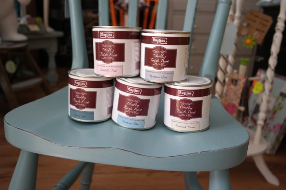 Chalk Paint From £6.00